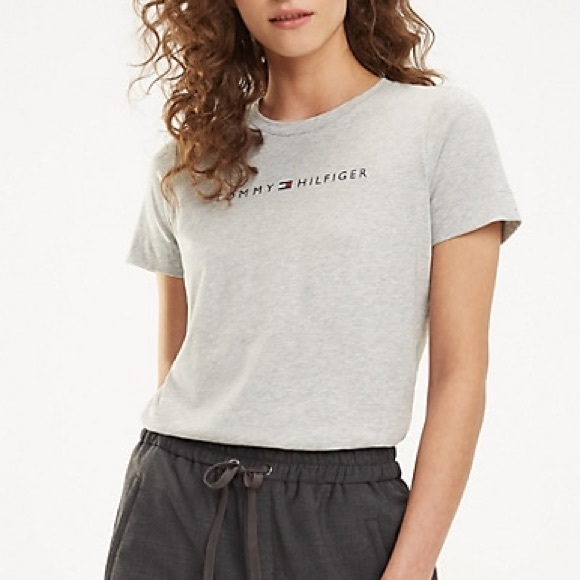 Tommy Hilfiger Graphic T Shirt | Tommy hilfiger shirts women